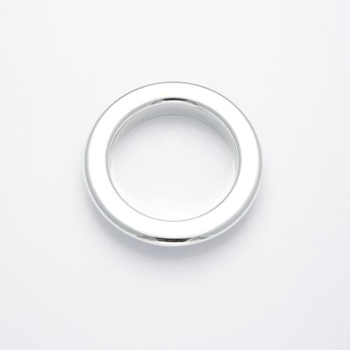 50 x 40mm Eyelet Rings Chrome (ZMEYECHR)